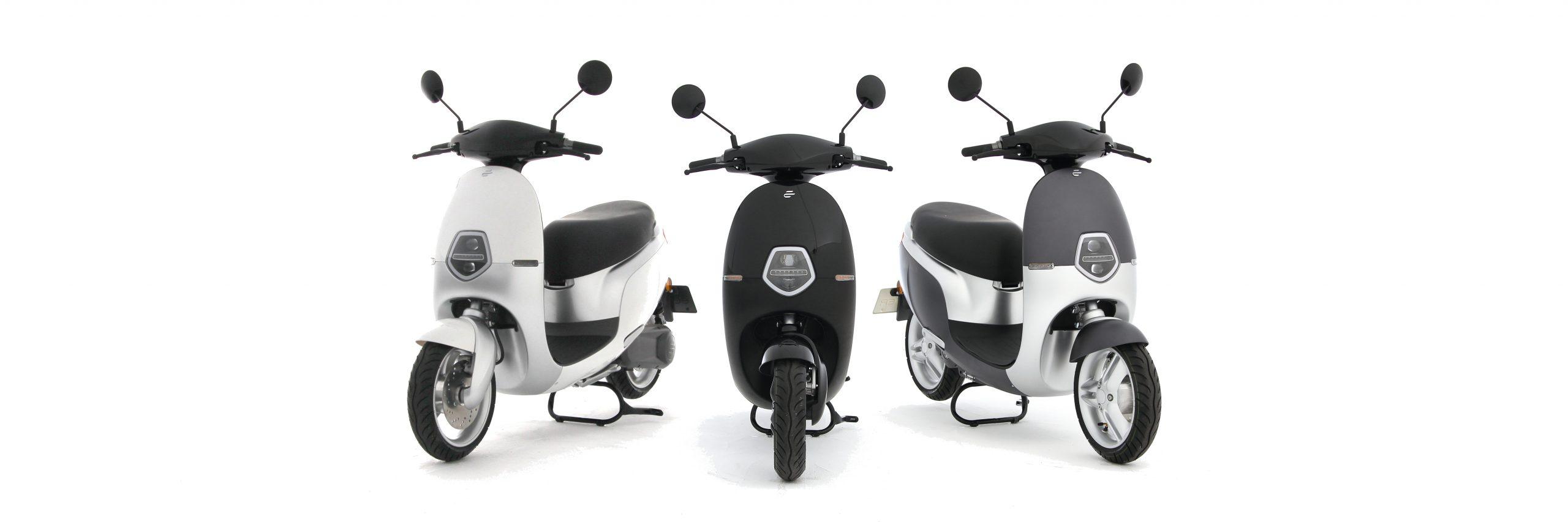 Electrische scooter Pals Tweewielers